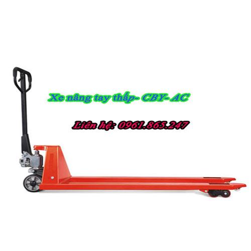 xe nâng tay thấp 3 tấn giá rẻ CBYAC