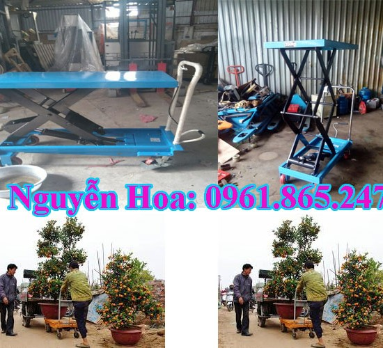 bàn nâng thủy lực 350kg 500kg 750kg tại đồng nai