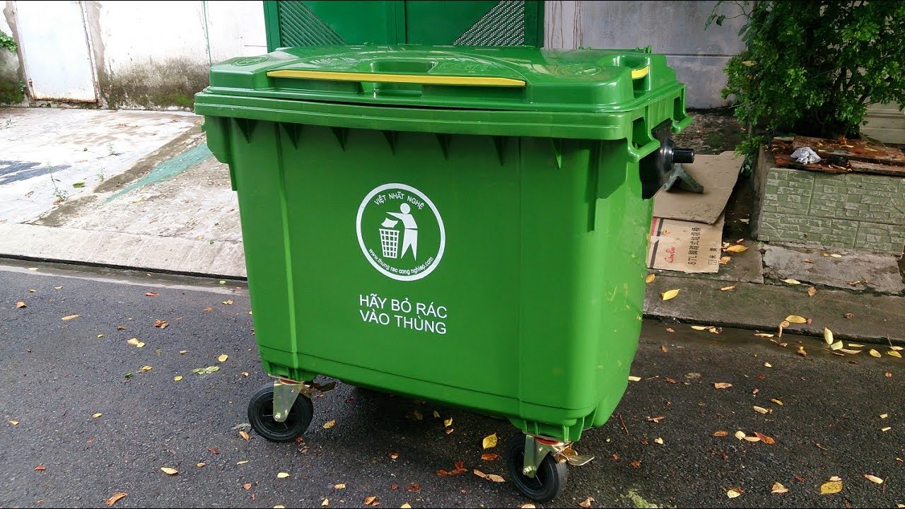 xe gom rác