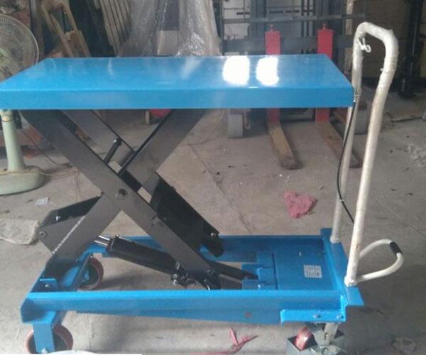 bàn nâng tay 1000kg 1 tấn