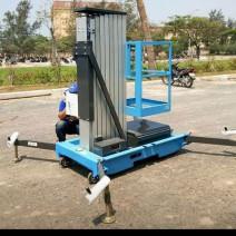 thang nâng người 6m 130kg trục rút bestmax