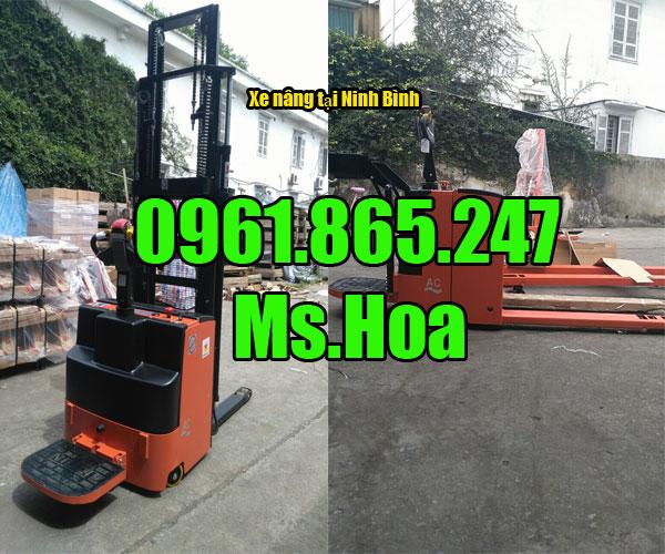 Xe nâng điện tại Ninh Bình