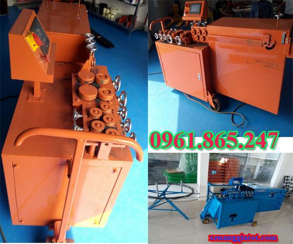 máy bẻ đai sắt thép xây dựng giá rẻ