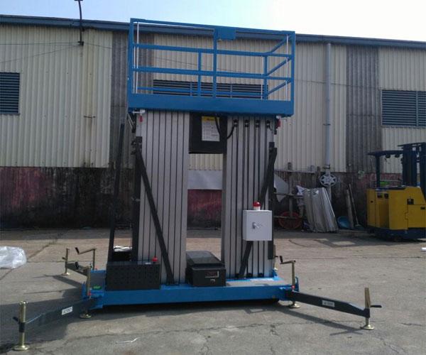 thang nâng người làm việc trên cao 200kg