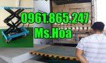 Bàn nâng điện tại Quảng Ninh